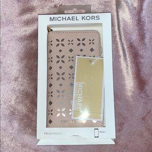 Michael Kors iPhone 7 phone case